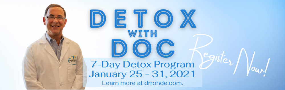 detox with dr. rohde